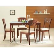 Обеденная группа «Liana» - стол и 4 стула фото