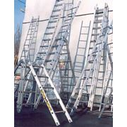 Лестницы и стремянки алюминиевые фото