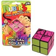 Кубик Рубика 2х2 для самых маленьких фото