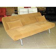Диван-кровать S886 кофейный Cy0069-15 фото