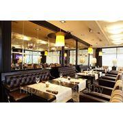 Мебель для ресторанов 01 (Sporting club) фото