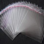 Пакеты из полипропилена 30*41см, с клапаном и скотчем, 30мкм фото