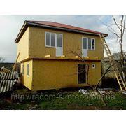 Канадский дом в Крыму фото