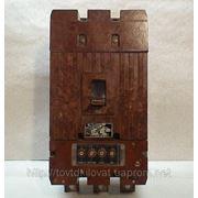 Автоматический выключатель А 3796 фото