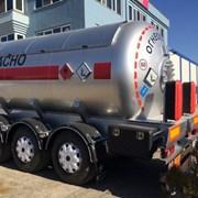 Газовоз цистерна dogan yildiz 60 м3 фото