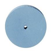 Резинка силиконовая б/д (голубая мягкая) колесо R22f, 22*3 фото