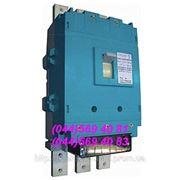 Автоматический выключатель ВА5543 фото