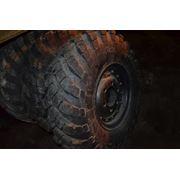 Колёса Газ 66 фото