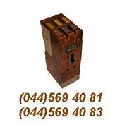 Автоматический выключатель А 3134 фото