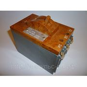 Выключатель автоматический АК50Б-3МГ ОМ3 380v 50гц 31,5А фото