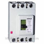 Автоматический выключатель ВА 0436 (ВА 04-36) фото