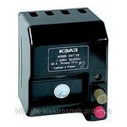 Автоматический выключатель АП50Б 2М фото