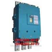 Автоматический выключатель ВА 5541 фото
