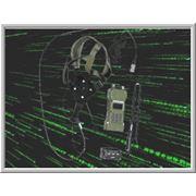 Радиостанция УКВ портативная 2 Вт P-002ПП