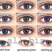 Линзы цветные Ciba Vision FreshLook Colorblends Сила от -8,00 до -0,50 фото