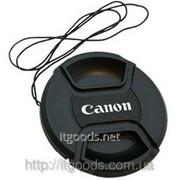 Крышка для объектива Canon 62 мм (аналог) 2117 фото