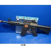 Автомат-трещетка M4 в пакете 53см (шт) фото