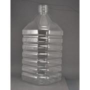 ПЭТ тара 6 литров (пластиковая бутылка) фото