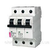 Автоматические выключатели ETIMAT 10AC 6A 3p фото