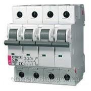 Автоматические выключатели ETIMAT 10 AC 3p+N 16A фото