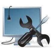 Установка, настройка, обслуживание ПЭВМ, ноутбуков. фото