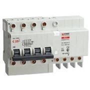 Дифференциальный автоматический выключателиль серии АД-4 32А/30мА(характеристика С, тип АС) 4.5кА(EKF)