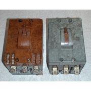 Автоматический выключатель АК-50, АК-63 фото
