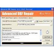 Восстановление поврежденных файлов DBF (1C, FoxPro и пр. ) фото
