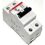 Автоматический выключатель АВВ SH 202-C25 2-p фото