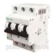 Автоматический выключатель 3ф. PL4-C32A Moeller-EATON