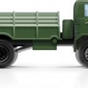 Автомобиль грузовой ГАЗ-66 фото