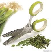 Ножницы для зелени с 5 лезвиями фото