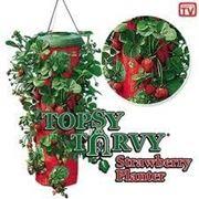 Topsy Turvy, Planter выращивание клубники, хороший урожай, купить недорого фото