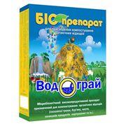 Биопрепарат Водограй + компост фото