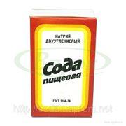 Сода пищевая (Россия) от 3800 за тонну, мешки + фасовка фото