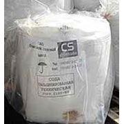 Сода кальцинированная (Украина) в мешках по 25 кг фото