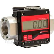 Счетчик учета большого протока топлива, бензина,легких масел - MGE-250, 15-250 л/мин (Gespasa)