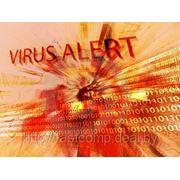Удаление вирусов ,установка антивирусной программы фото