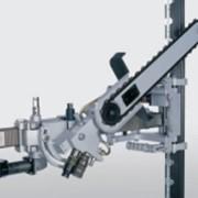 Гидравлическая цепная машина для подрезания углов CSF-50 фото