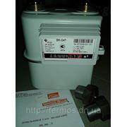 "Счетчик газа с корректором по температуре ВК-G4Т с КМЧ подключение G1 1/4"" фото"