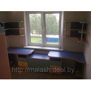 Изготовление мебели для детских комнат под заказ фото