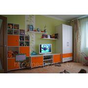 Стенка для детской комнаты фото