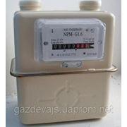 Счетчик газа ГАЗДЕВАЙС NPM-G1.6 фото
