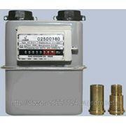 Счетчик газа GS-78-02.5A фото