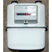 Счетчик газа Gallus 2000 G4 (Actaris 2009г выпуска) фото