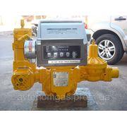 Счетчик (расходомер) для сжиженного газа МА-7 для установки на газовоз фото
