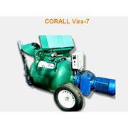 Машины для бетонных работ Бетононасосные установки CORALL Vira-7  Купить  украина от производителя. фото
