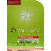 Установка Microsoft Windows 7 Домашняя базовая (русский) DVD (F2C-00545) фото