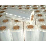 Полиолефиновая термоусадочная пленка фото