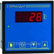 Одноканальный измеритель температуры Термодат-10М5 - 1 универсальный вход, 1 реле, 1 транзисторный выход